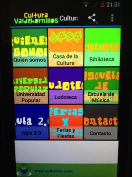 Cultura Valdehornillos screenshot 7