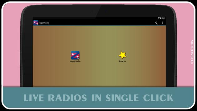 Nepal Radio - Live Radios screenshot 3