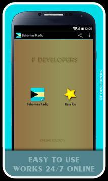 Bahamas Radio - Live Radios screenshot 1