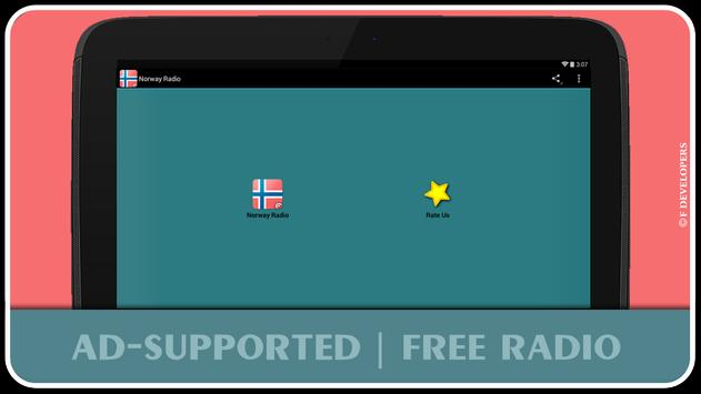 Norway Radio - Live Radios screenshot 5