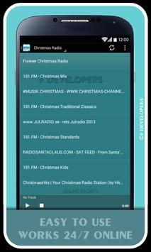 Christmas Radio - Live Radios poster