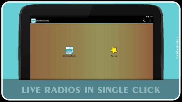 Christmas Radio - Live Radios screenshot 3