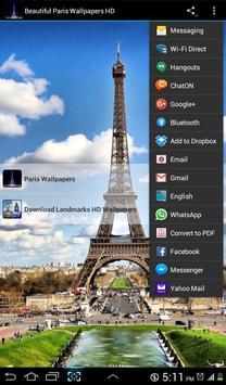 Beautiful Paris Wallpapers HD apk screenshot