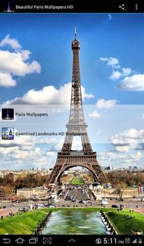Beautiful Paris Wallpapers HD poster