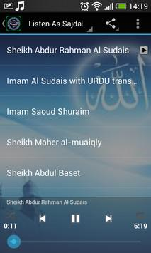 Surah As Sajdah MP3 apk screenshot