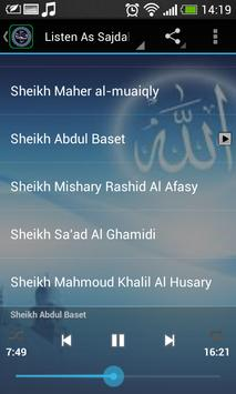 Surah As Sajdah MP3 screenshot 6