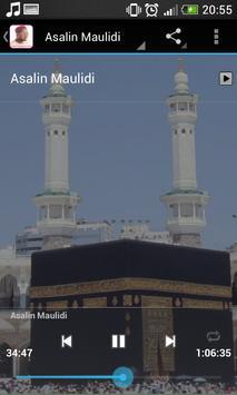 Malam Ja'afar wa'azin Maulidi screenshot 1