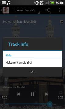 Malam Ja'afar wa'azin Maulidi screenshot 2