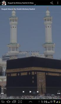 Shaikh Mishary Alafasy Roqyah screenshot 3
