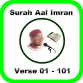 Tafsir Aal Imran (v01 - v101) icon