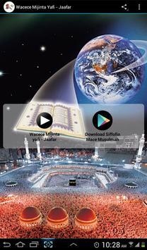 Wacece Mijinta Yafi - Jaafar apk screenshot
