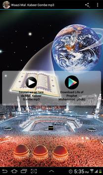 Waazi Mal. Kabeer Gombe mp3 apk screenshot