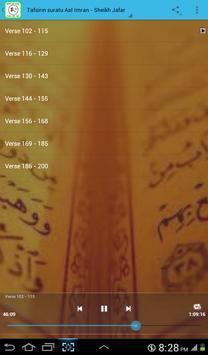 Tafsir Aal Imran (v102 - end) screenshot 1