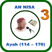 Tafsir Sura an Nisa' (114-end) icon