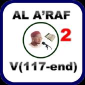 Al A'RAF Tafsir (v117-end) icon