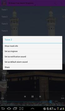 Islamic Ringtones - Music Free screenshot 2