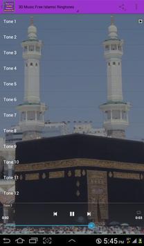 Islamic Ringtones - Music Free screenshot 4