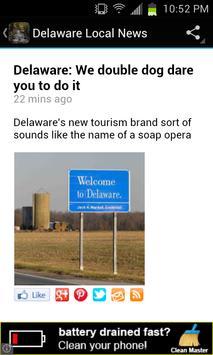 Delaware Local News apk screenshot