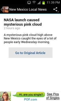 New Mexico Local News screenshot 1