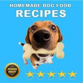 Homemade Dog Food Recipes icon