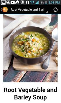 Plant Based Soup Recipes screenshot 7