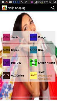 Naija Easy Shoping screenshot 1
