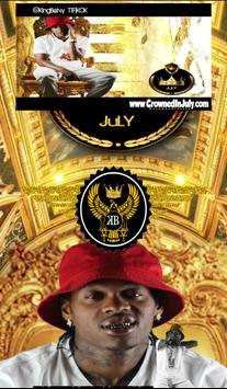 CrownedInJuly.CIJ poster