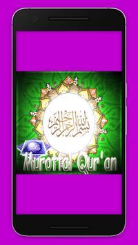 Murottal Qur'an poster