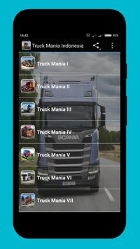 Truck Mania Indonesia apk screenshot