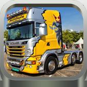 Telolet Truck Community icon