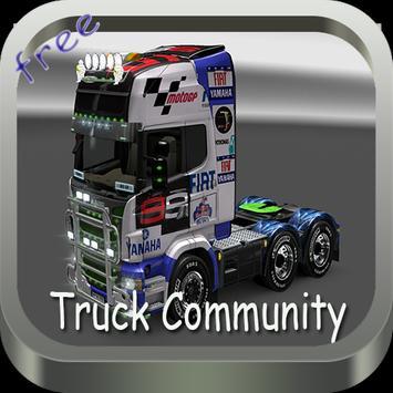 Telolet Truck Community poster