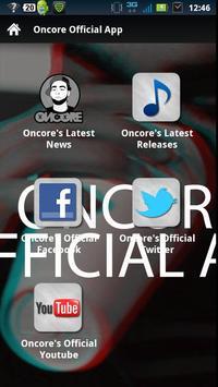 Oncore Official App screenshot 1