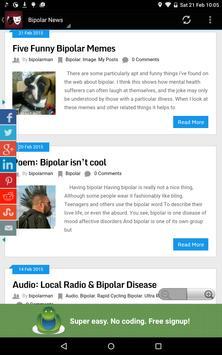 Bipolar News apk screenshot