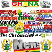 GHANA NEWSPAPERS & NEWS icon