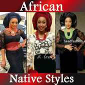 AFRICAN FASHION STYLES icon