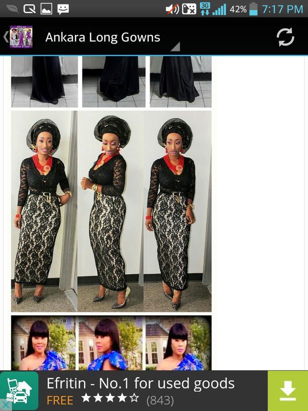 African Fashion Style Apk Baixar Gr Tis Estilo De Vida Aplicativo Para Android
