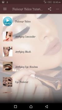 Makeup Videos screenshot 4