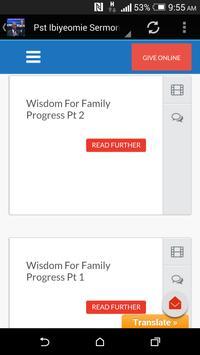 Salvation Ministries Live apk screenshot