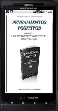 Pensamientos Positivos apk screenshot