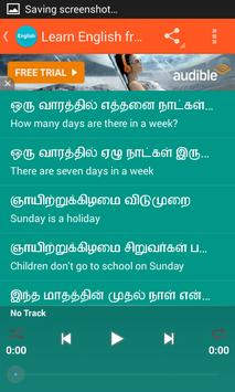 Learn English from Tamil screenshot 1