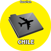 Cheap Flights Chile icon