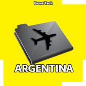 Cheap Flights Argentina icon