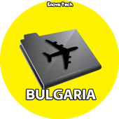 Cheap Flights Bulgaria icon