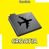 Cheap Flights Croatia icon