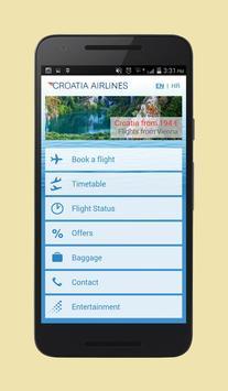 Cheap Flights Croatia poster