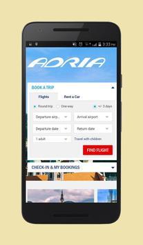 Cheap Flights Croatia apk screenshot