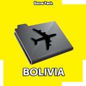 Cheap Flights Bolivia icon