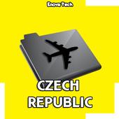 Cheap Flights Czech Republic icon