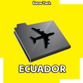 Cheap Flights Ecuador icon