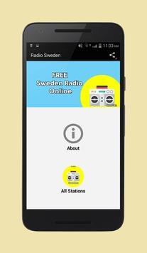 Radio Sweden poster